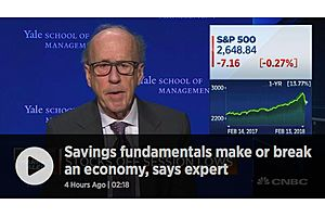 Stephen Roach: The U.S. Economy Is an Accident Waiting to Happen