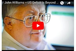 John Williams: the Dollar to Rapidly Sell off and Gold to New Highs