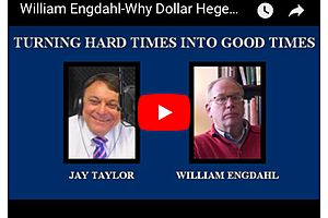 William Engdahl on Why This Could Be End of the U.S. Dollar Hegemony