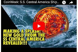 The Multi Million Dollar Treasure Haul of the SS Central America Ship