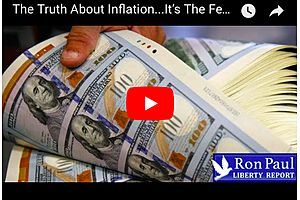 Dr. Ron Paul on the Reality of Inflation