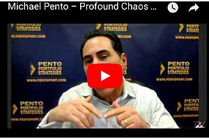 Michael Pento: Central Banks are Insolvent - Profound Chaos is Coming