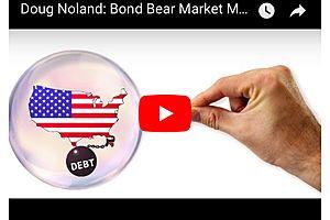 Doug Noland: Bond Bubble to Implode All Bubbles