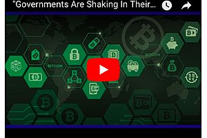"""""""Governments Shaking in Their Boots"""" Mike Maloney on Blockchain Tech"""