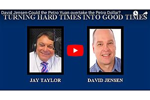 Will the Gold Backed Petro Yuan Overtake the Petro Dollar?