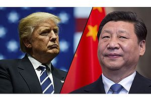 Why Have a Little Trade War? You Can Have a Bigly One! #Trumponomics