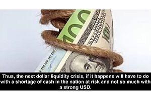 USD Repatriation Poses Novel Problem for Europe: US Dollar Shortage