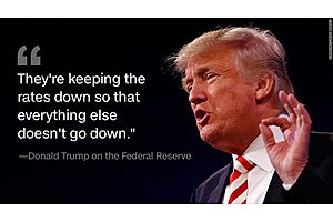 Three Open Fed Seats = Three Dovish Trump Reelection Functionaries