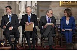 House Passes $1.3 Trillion Omnibus Spending Bill
