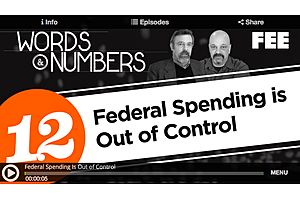 federal spending is out of control