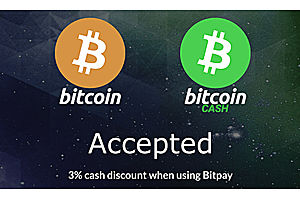 goldsilver now supports bitcoin cash