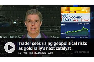 Gold Could Get a Big Boost, Metal Expert Says