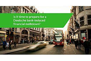 ecb seeks to quantify threat of €1.1 trillion deutsche bank unwind