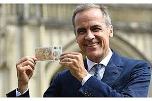 Carney Takes on Markets With Shock Warning on BOE Rate View