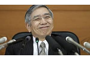Japan Core Inflation Slowed in March, Kuroda Warned on Protectionism