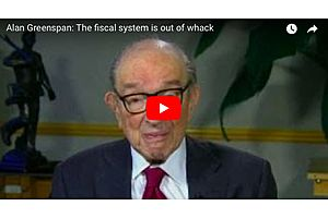 Alan Greenspan: We Are Now Merging into Stagflation