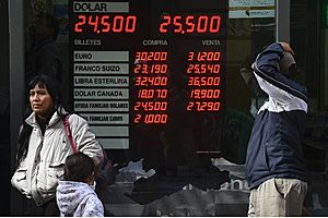 Peso Crisis Highlights Fragility of Argentina's Economy