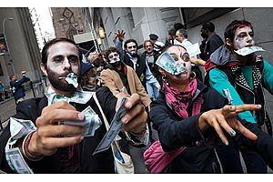 As EM Financial Zombies Awaken, US Markets Whistle Past the Graveyard