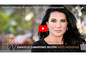 The Fed's Mission Impossible - Danielle DiMartino Booth