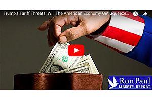 Ron Paul Discusses the Destructiveness of Tariffs