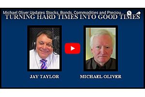 Michael Oliver Gives Us an Update on Gold, Silver, Dollar and More