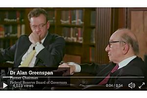 Dr. Alan Greenspan Talks About Gold as an Asset Class with the WGC