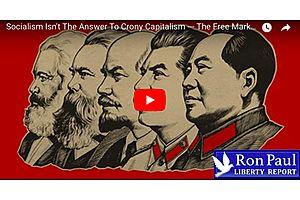 Ron Paul Explains Free Markets