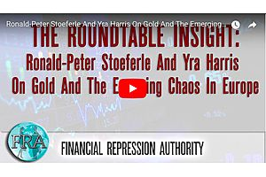 Ronald-Peter Stoeferle And Yra Harris On Gold