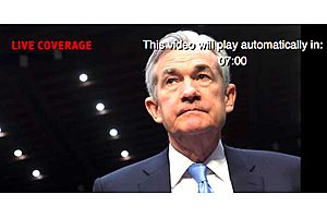 The Fed Rate Decision & Powell Press Conference: Live Blog & Video
