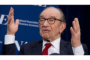 Greenspan Says Economy Is Already Slowing