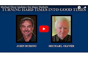 michael oliver updates us on gold and the stockmarket