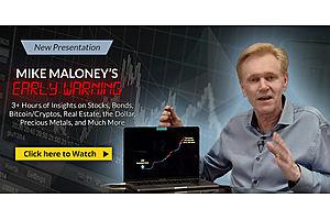 """Mike Maloney's """"Early Warning"""" Webinar"""