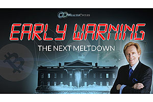 "Insider-Only Discount to Mike Maloney's ""Early Warning"""