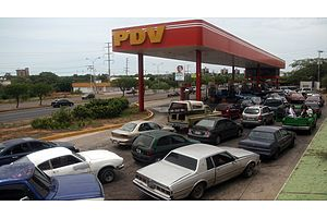 Logistics Challenge: $1 US Will Currently Buy You 925,000 Gallons of Gas in Venezuela