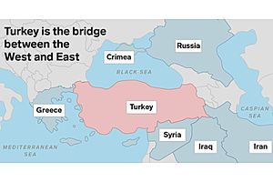 "As Erdogan Seeks ""New Friends"", Neighbors Russia and Iran Eye Opportunity in Turkey"