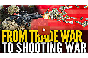 This Is How Trade Wars Can Lead to Shooting Wars