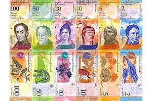 Venezuela Drops 5 Zeros From All Prices; Changes Color, Denomination of Currency