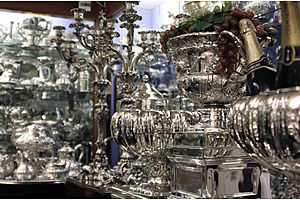The Largest Collection of Retail Silver in the World