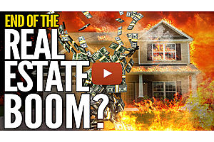 """Mike Maloney: """"The End of the Real Estate Boom?"""""""