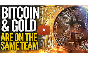 "Mike Maloney: ""Bitcoin and Gold Are on the Same Team!"""