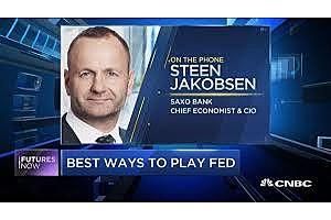 Chief Economist & CIO Steen Jakobsen: Saxo Bank Q4 Outlook