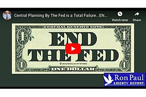 Ron Paul: Central Planning by the Fed Is a Total Failure