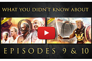 "See full story: Mike Maloney: ""What You Didn't Know About HSOM Episodes 9 & 10"""