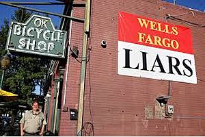 Wells Fargo: Saying We'd Tell the Truth Was so Absurd We Can't Be Sued for Lying About It