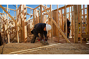 if you build it...home builder confidence falls off of a 4-year cliff