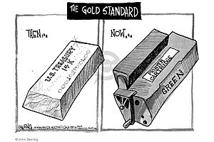Ray Dalio: The US Effectively Defaulted in the 1970s When It Went Off the Gold Standard
