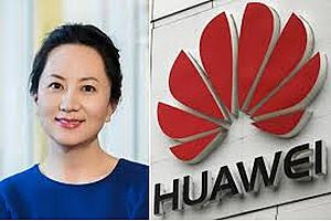 CFO of Chinese Tech Giant Huawei Technologies Arrested in Canada at US Request