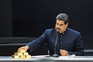 Venezuela Leaders Want to Meet With Bank of England Officials to Discuss Gold Repatriation