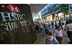HSBC, Longtime Money Launderer for Terrorists, Implicated in Huawei/Iran Fraud