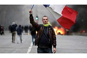 """Economic Catastrophe"": What the Yellow Vest Riots in France Portend"